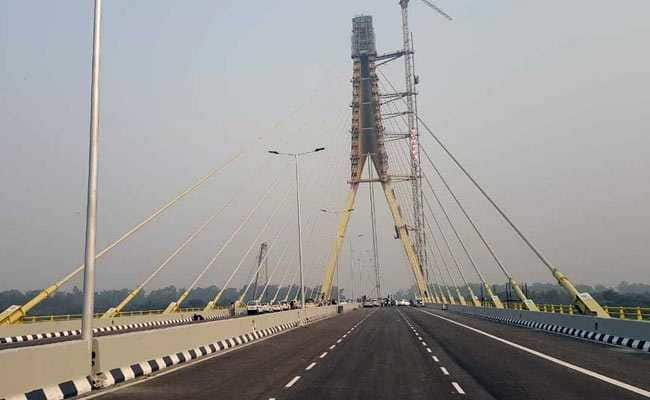 Delhi Signature Bridge