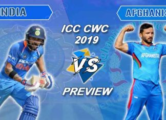 ICC World Cup 2019 : Bhuvneshwar will play against Afghanistan ?