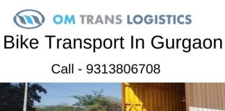 transport service in gurgaon
