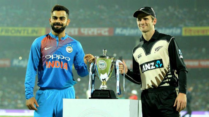 ICC world cup 2019 Semifinals for the first time in India vs New Zealand