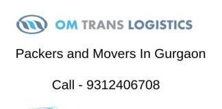 Packers and Movers Service in gurgaon