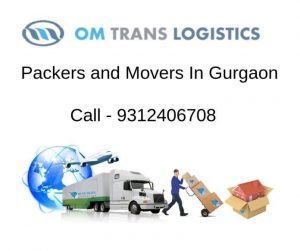 Top Best Packers and Movers Service in Gurgaon