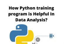 How Python training program is Helpful In Data Analysis