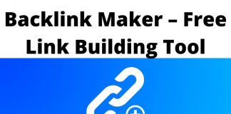 Backlink Maker – Free Link Building Tool